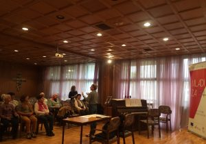 """Završna konferencija projekta """"Mladi za 54+"""""""