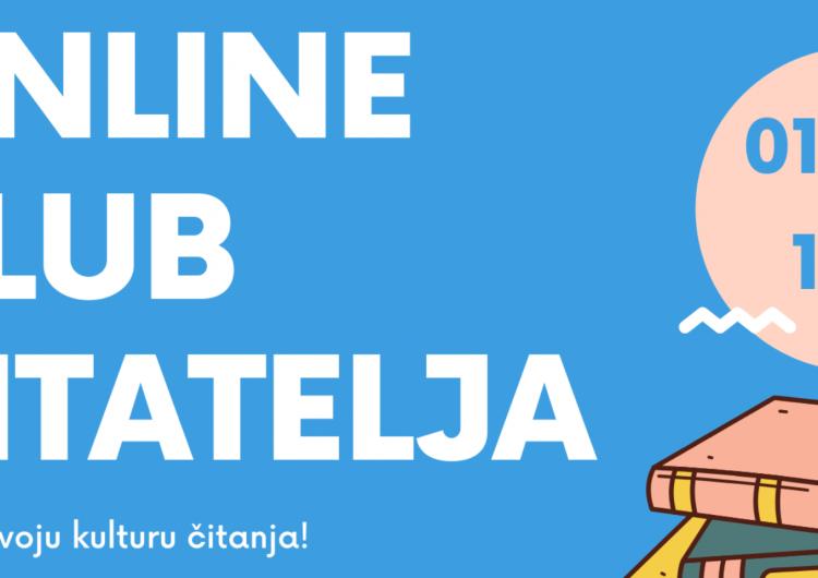 Online klub čitatelja