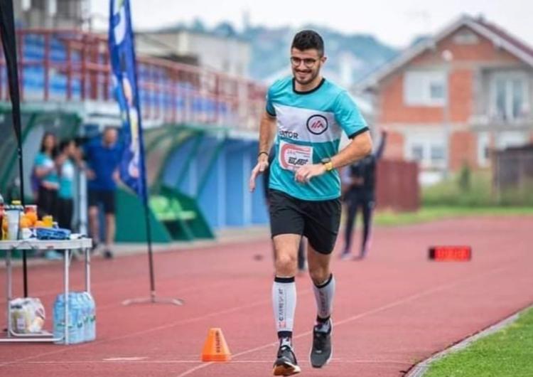 """Trkački san Marka Bićanića –""""ultramaratonca s adresom u brdima"""""""