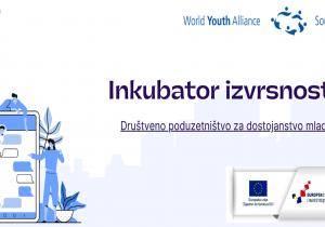 Društveno poduzetništvo za dostojanstvo mladih – ESF projekt Svjetskog saveza mladih Jugoistočna Europa (SSM JIE)