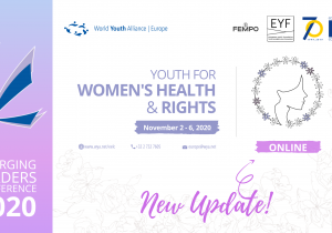 Emerging Leaders Conference 2020: Youth for Women's health and rights