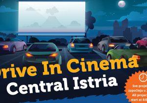 Drive In kino u središnjoj Istri