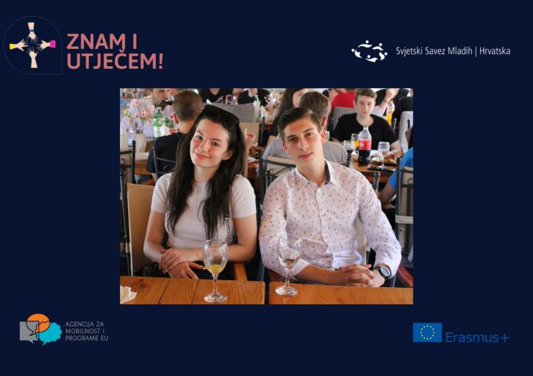 """Intervju sa sudionicima projekta """"Znam i utječem!"""""""